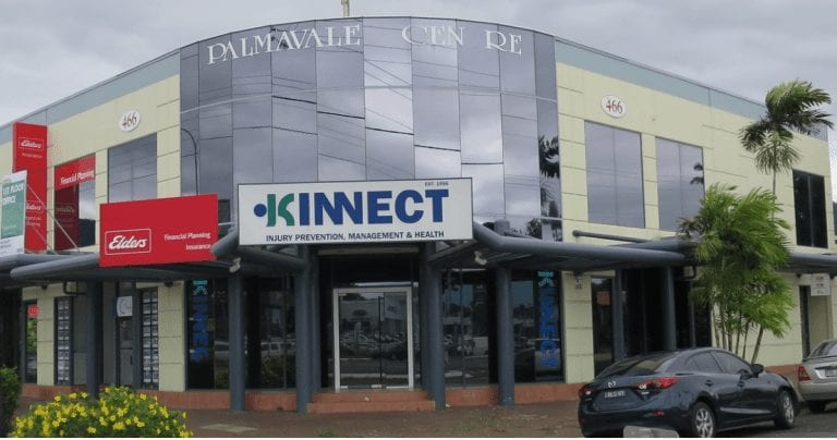 KINNECT Cairns clinic