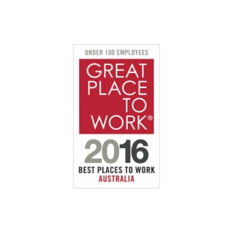 KINNECT Great Place to Work Australia Top 100 Occupational Health