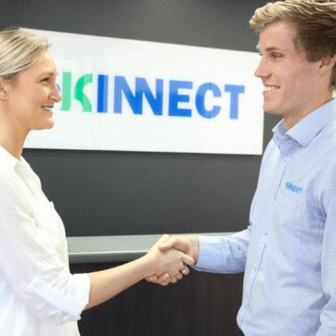 Workpalce rehab services partner with KINNECT
